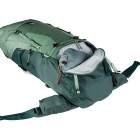 deuter Aircontact Lite 60 + 10 SL Backpack Women aloe/forest